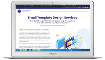 email designs template